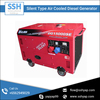 Supplier of Silent Diesel Generator for Marine Use
