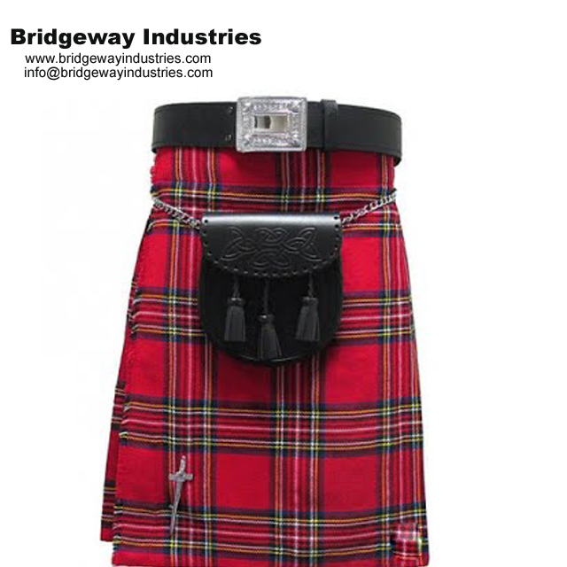 Scottish Casual Kilt Tartan Kilt