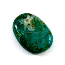 21x29 mm Semi Precious Blue Turquoise Oval cabochon Loose Gemstone