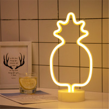 Best bedroom night lamp led sign neon light custom neon sign light for table desk home decor
