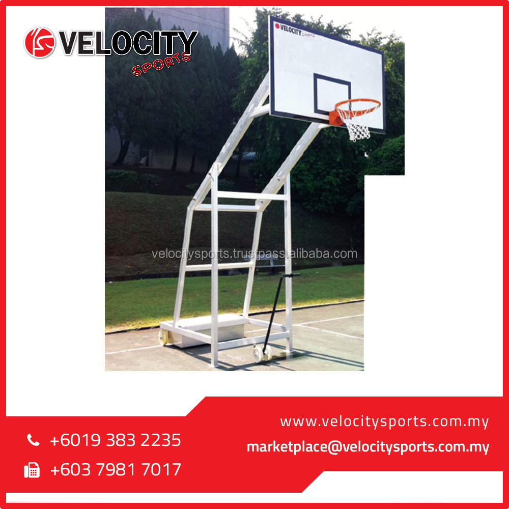 Velocity Sports Best Selling Mobile Basketball Hoop