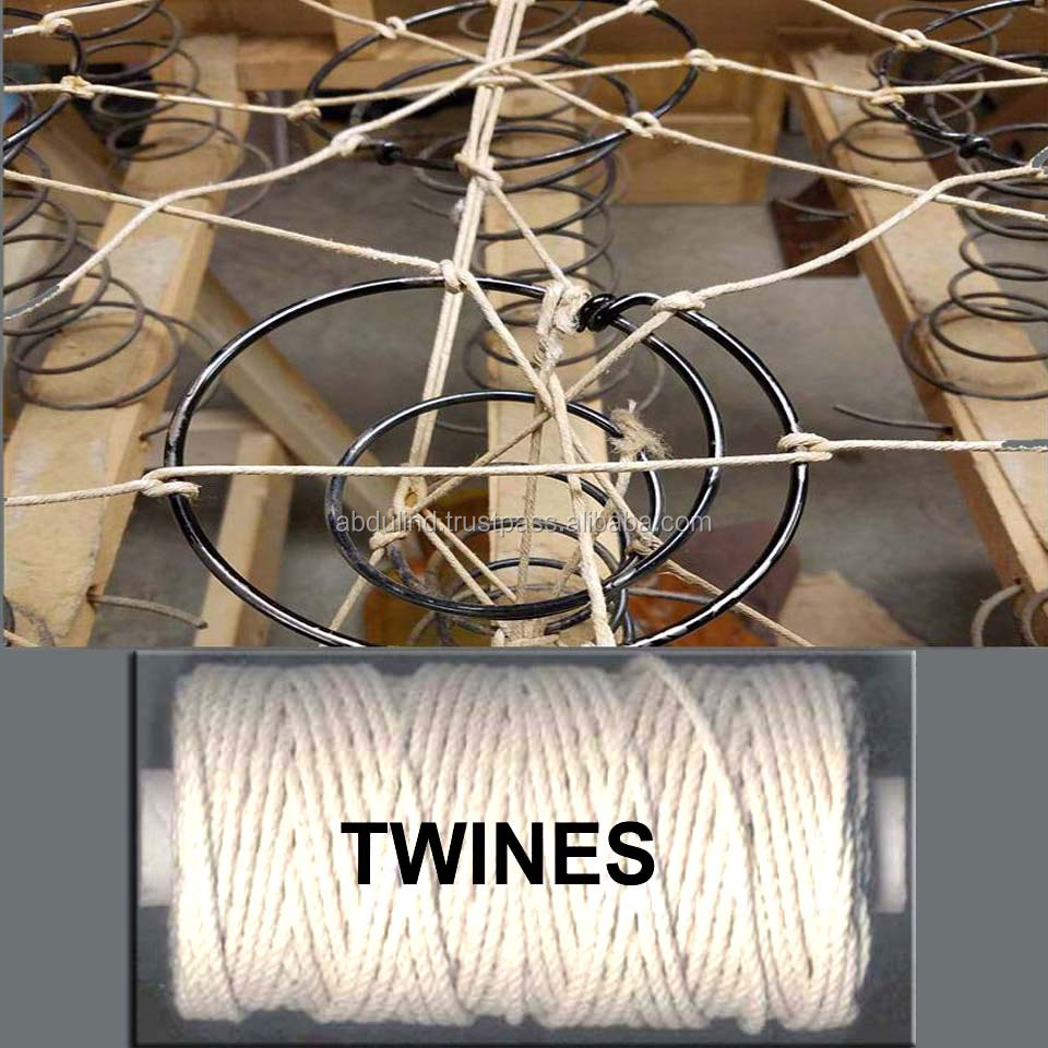 FURNITURE TWINE sofa twine, chair twine, Furniture sofa chair mattress Spring Binding Twine (Piping Cord) - Jozy Mattress | Jozy.net