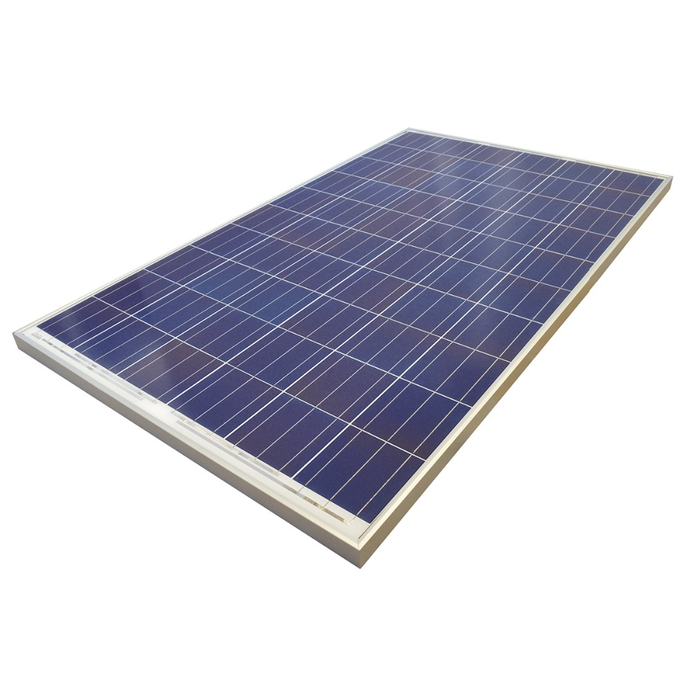 ALTERNATING CURRENT POLYCRYSTALLINE PHOTOVOLTAIC PANEL 255 W