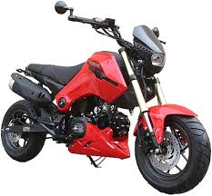 BRAND NEW: ICE BEAR Fuerza 125cc Street Bike Motorcycle