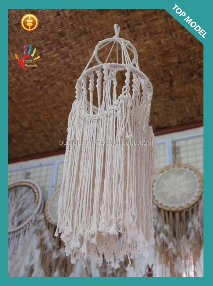 Wholesale Baby Boho Round Hanging Macrame Decorative Bedding