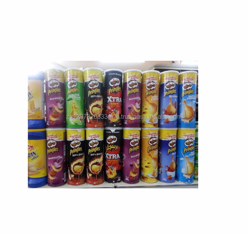 Best offer Pringles Origina Potato Chips 169gr / 40gr / 80gr