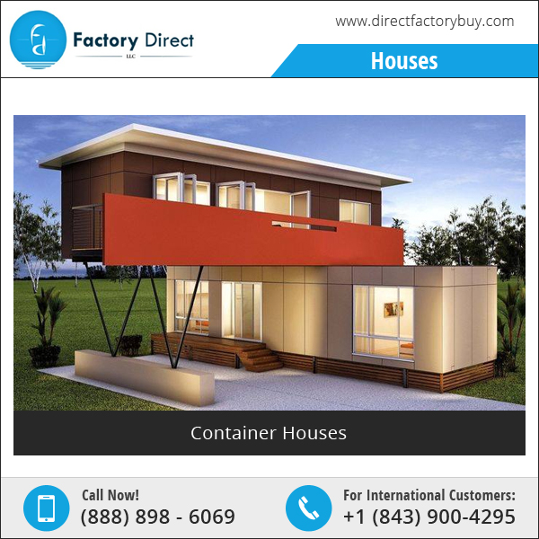 High Quality Modern Container House / Prefab Container House / Modular Homes