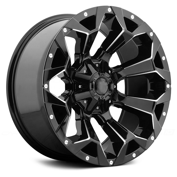 17 inch ASSAULT mate Black with Milled Accents - Angle View 2019 <strong>wheels</strong> for sale alloy <strong>wheels</strong>