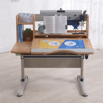Height Adjustable Study Desk Kids Children Study Table