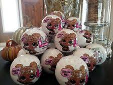 LOL Surprise Glitter Series Doll Big Sister Lot Of 25 Balls 100% Authentic