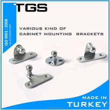 Gas Spring Ball Joint Bracket for Cabinet Door