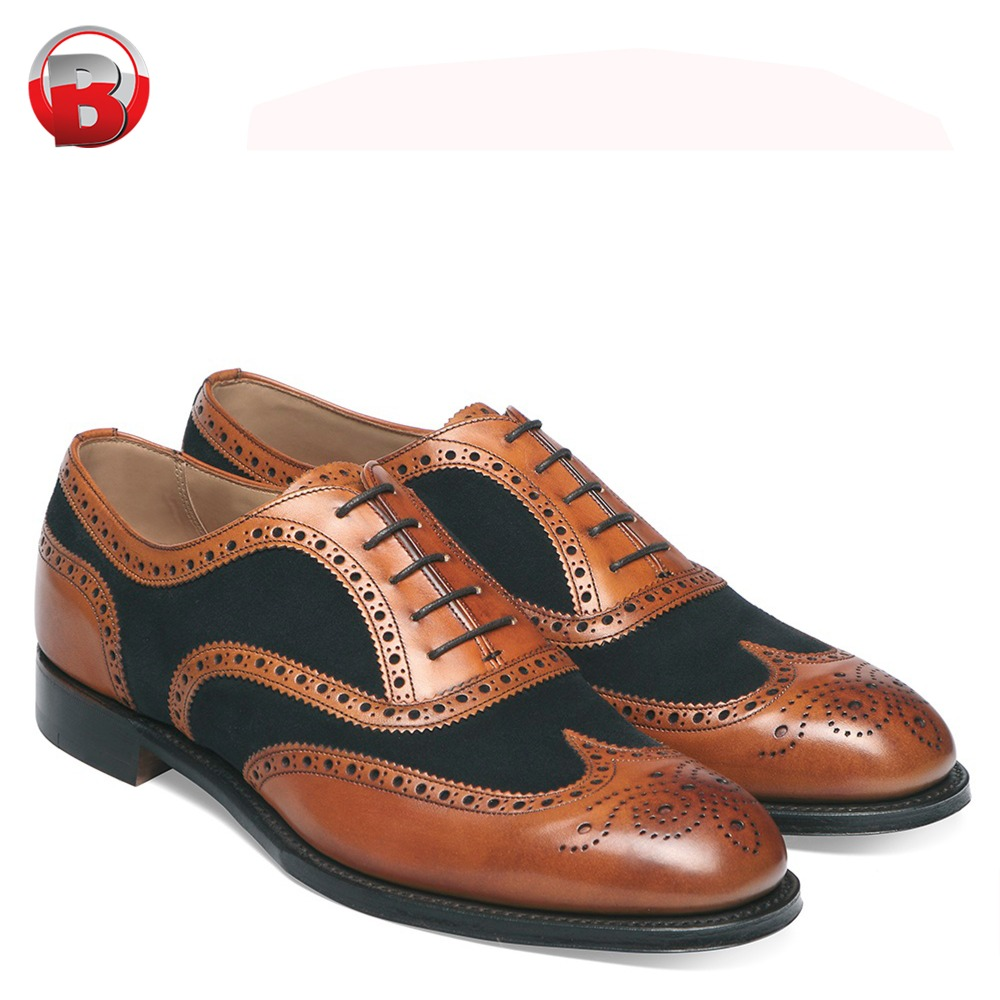 Brown Oxford Shoes MEN'S BROWN DESIGNER OXFORDS STYLISH Shoes FASHION