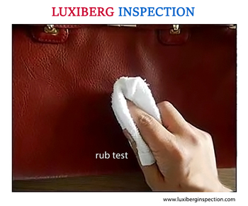 Purse, Shoulder bag & Handbag Quality Inspection in China /Product Quality Control and Testing / Experienced Skilled Inspector