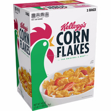 Good quality corn flakes