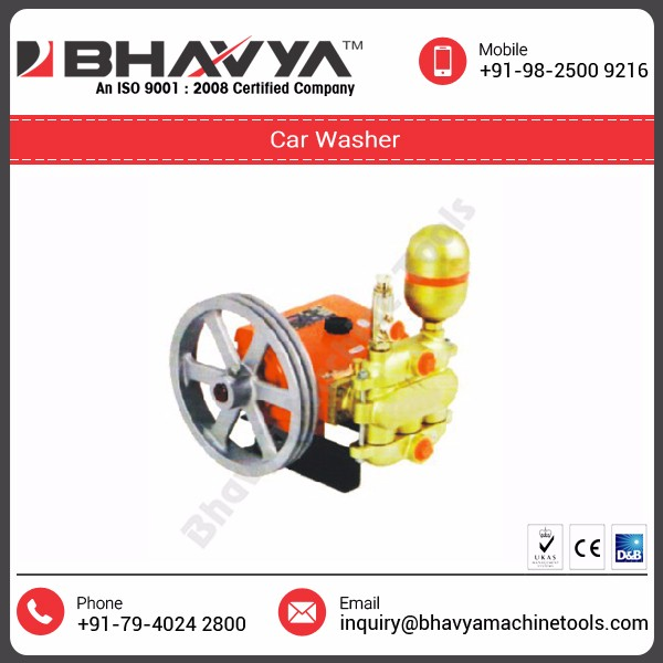 High Quality Car Washer and Gear Pumps