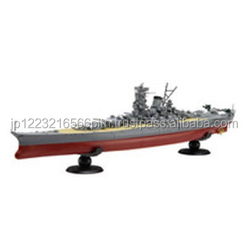 Standard level The ship NEXT SP 1/700 Japanese Navy battleship Yamato with wood deck seal Plastic model with multiple functions