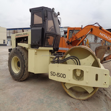 Cheap Price Second-hand Used Ingersoll-rand Road Roller SD150D for sale