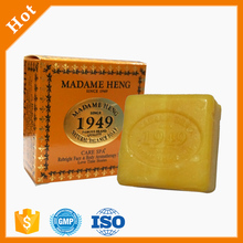 MADAME HENG Natural Soap CARE SPA Rebright Face & Body Aromatherapy Soap Love Time Stories