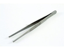 Tissue Forceps 1X2 Teeth medical forceps toothed dissection all sizes forceps Surgical instruments / Dissection Tweezers