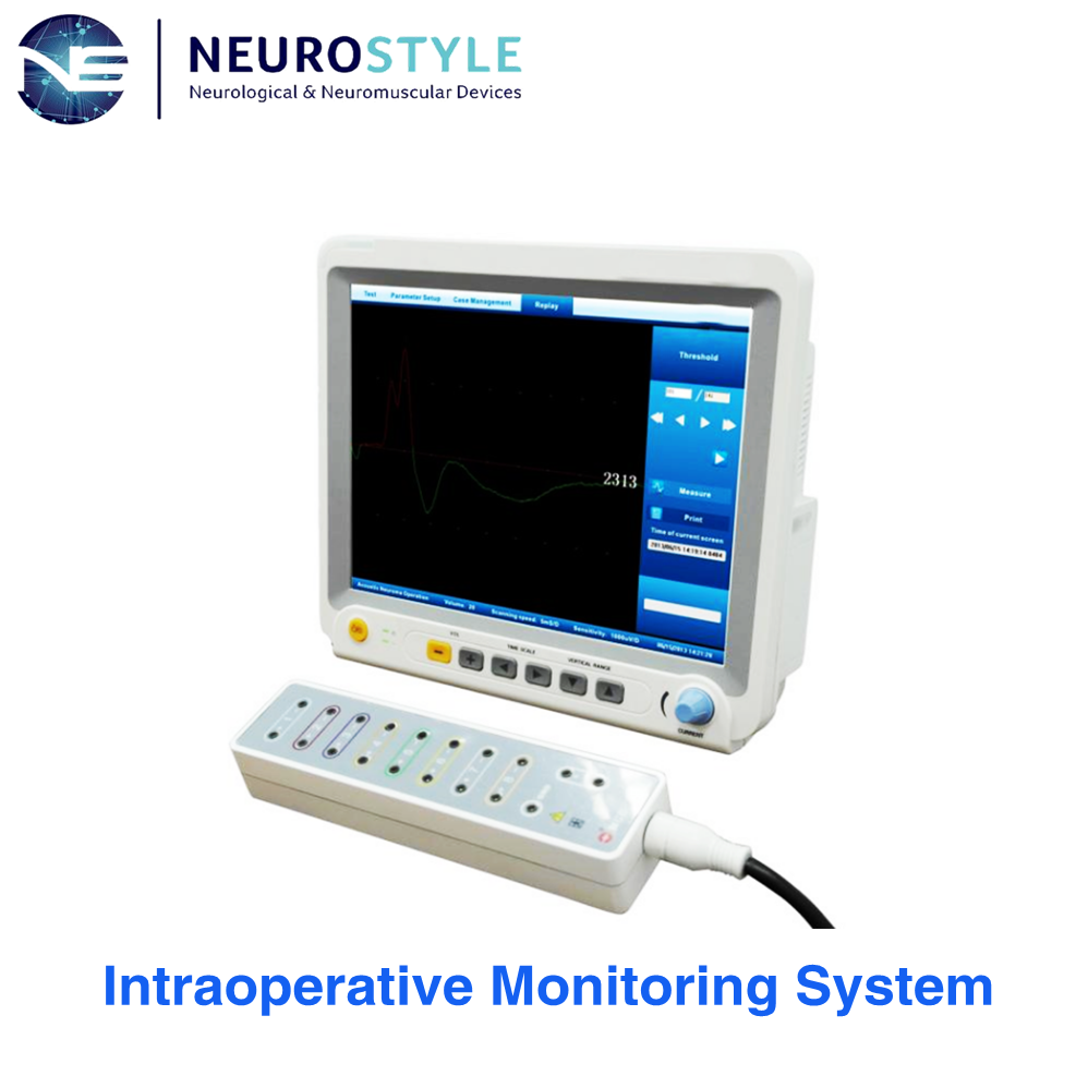 Smart Intraoperative Monitoring machine --- surgical instruments