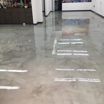 VOCs free fast dry epoxy resin floor coating