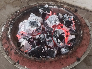 Grilling charcoal, no spark, no chemical, no smell, best price and good quality
