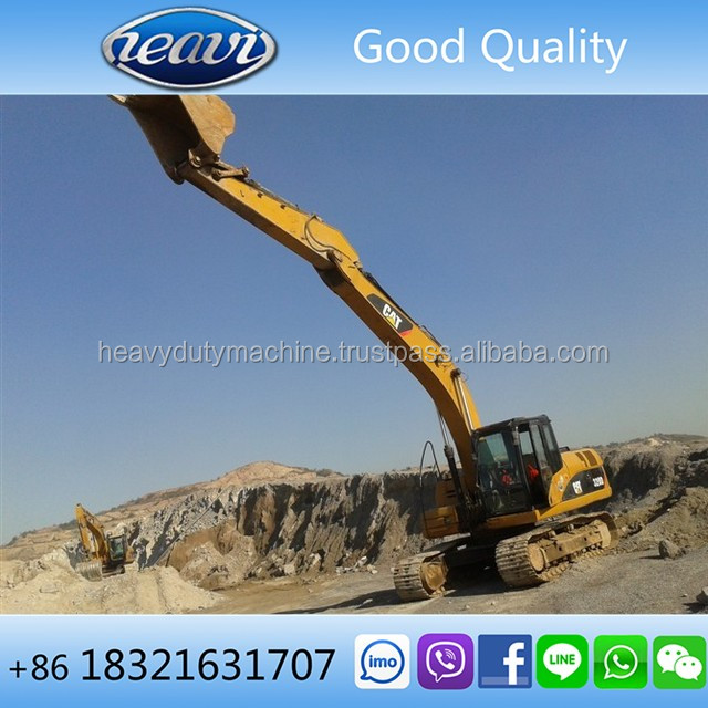 Used Original Caterpillar 320D Excavator for sale