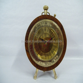 Beautiful marine decor table clock