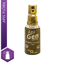 APIGEN spray - Propolis, Honey and Ginger