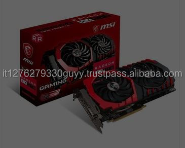XFX Rs XXX Edition Rx 570 4GB OC 1284Mhz DDR5 3xDP HDMI DVI Graphic Cards