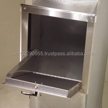 Garbage Chute Stainless Steel for construction