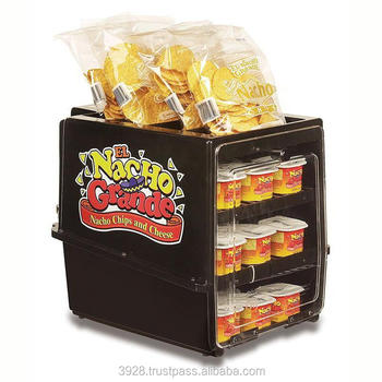 Gold Medal Nacho unit's Gold Medal 5330 & Nachos Warmer