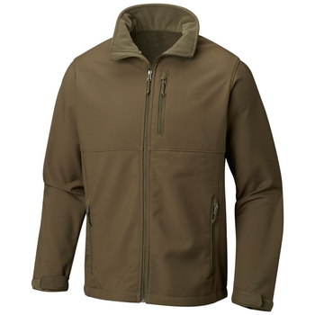 Top Quality Olive Soft Shell Jacket for Men 2019