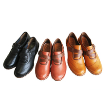 Best outlet oxford woman outlook shoes with many kinds of colors from Japan