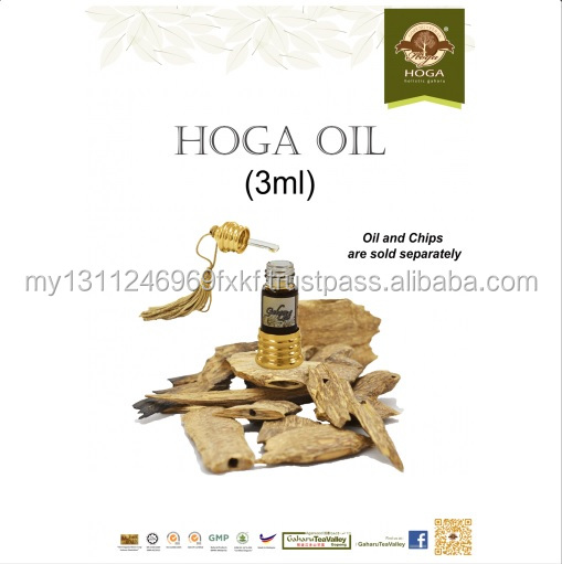 HOGA Natural Perfume Oil