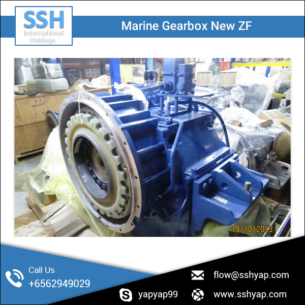 Gearbox and Spares for Water Jet/ Boat Engine Gearbox for Sale