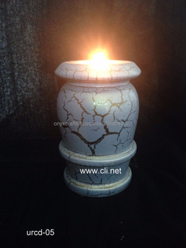 Thunderstorm Color Marble Keepsake ,Baby Cremation Urns in Cheap Price