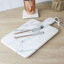 Granite White Marble Cutting Board