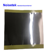 Sound Dampening Self Adhesive Aluminum Butyl Sound Deadening Insulation Material