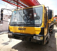 Old QY25C Good condition truck crane