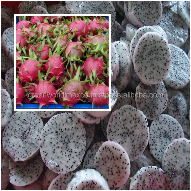 FROZEN ORGANIC PITAYA - BEST QUALITY - BEST PRICE FOR NOW!