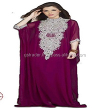 saudi abayas kaftan 2017 DUBAI VERY FANCY KAFTANS abaya /new bridal kaftan for woman dress
