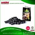 Genuine Supplier of Pillow Shape Charcoal/Coconut Shell Charcoal at Affordable Price