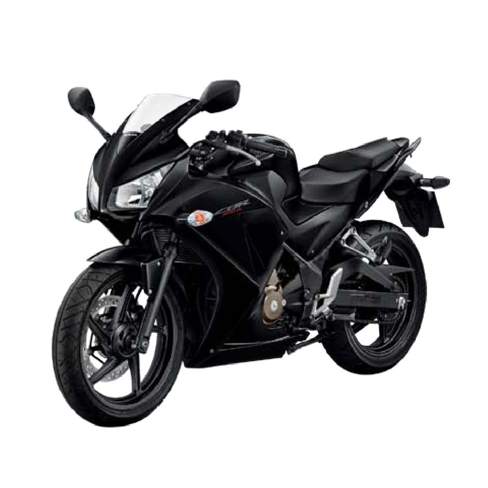 2017 CBR 300CC Racing Motorcycle Black Colour