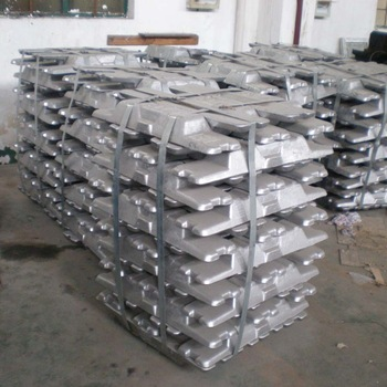 high purity aluminum ingots A7 A8 factory hot!