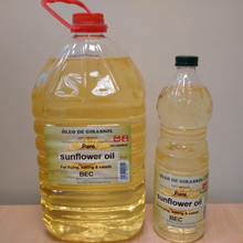 Cheapest Refined Edible Sunflower cooking oil for sale