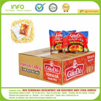 Gau Do Instant Noodle With Chicken