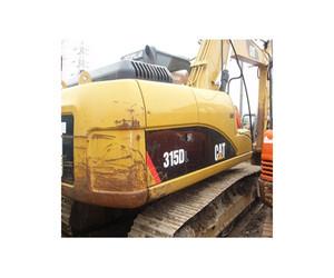 used caterpillar excavator mini excavator 315DL 320B 320C 320D