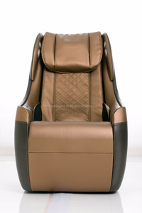 Malaysia Zero Healthcare Compact and Cute U Copper Massage Sofa and Massage Chair in Gold