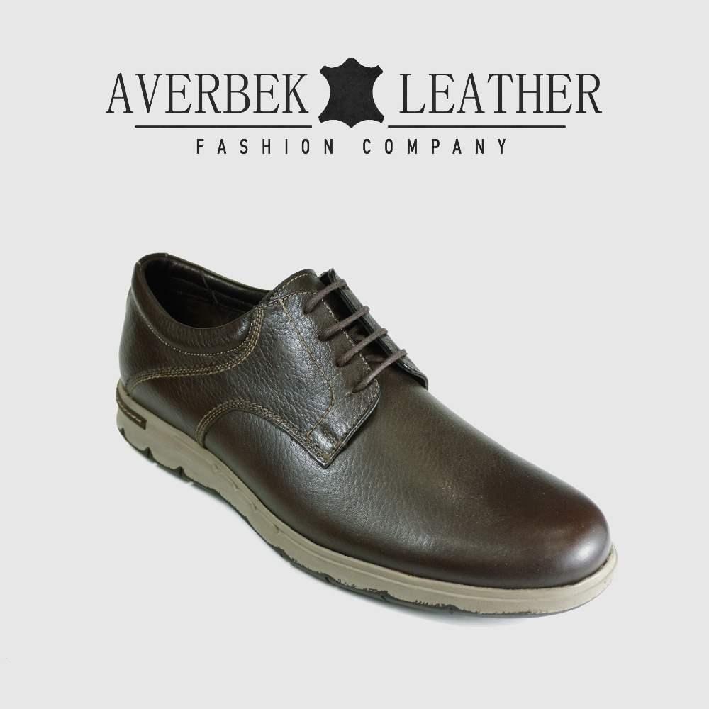 Man Genuine Leather Casual Shoes, Made In Turkey Istanbul Wholesale Man Shoes